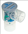 C-Peep valves and CPAP systems