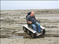 Off Road Electric Wheelchair