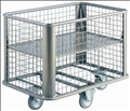 Wet & Dry Laundry Trolley