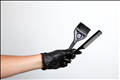 Bastion Black Latex PF Gloves