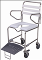 Attendant-Propelled Shower Commodes