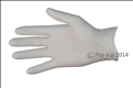White Nitrile Examination Gloves