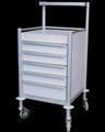 Anaesthetic Trolleys - Custom